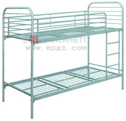 Twin Bunk Bed for School Students (SF-04R) pictures & photos