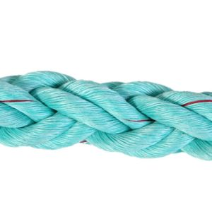 Colourful Quality PP Danline Rope with Lead pictures & photos