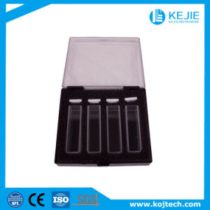 Quartz and Glass Cuvette/Cuvette/Laboratory Instrument pictures & photos