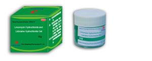 Lincomycin Hydrochloride and Lidocaine Hydrochloride Gel