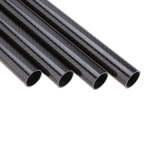 High Quality Telescopic 3k Carbon Fiber Pipe pictures & photos