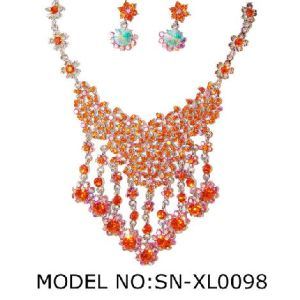 Necklace and Ring Set (Sn-Xl0098)