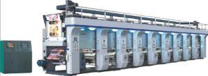 Eight-Color Rotogravure Printing Machine