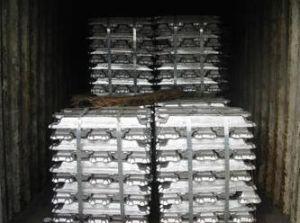 Aluminum Ingot 99.8%