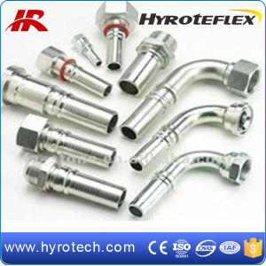 Jic/NPT/Bsp/Metric/JIS Hydraulic Hose Fittings pictures & photos