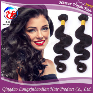 Full Cuticle Remy Brazilian Human Hair Weave Virgin Hair Weft (HBWB-A702)