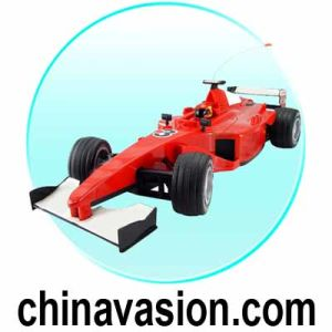 Formula 1 RC Race Car - Deluxe F1 Racing Car (CVGQ-T25)