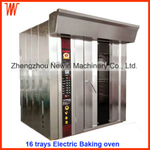 16 Trays Electric Cake Bakery Oven Sale pictures & photos