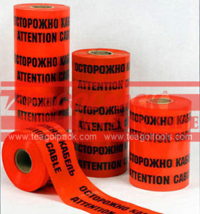 Underground Barricade Tape pictures & photos