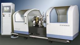 Schenck High Balancing Accuracy Balancing Machine Hm 20- Hm50