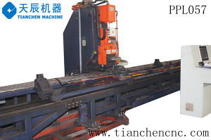 CNC Punching Machine for Plates (PPL057) pictures & photos