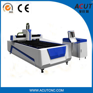Metal and Non-Metallic Fiber Laser Cutting Machine From Acut pictures & photos