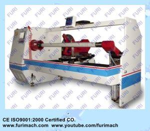 Pressure Sensitive Tape Slitting Machine/Kunshan Furi Cutting Machine Machine pictures & photos