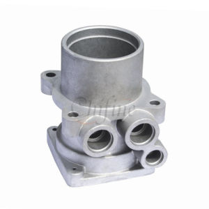 Custom Alloy Steel Casting for Pump Body pictures & photos