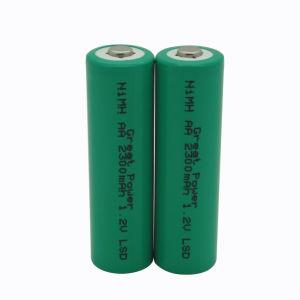 1.2V Rechargeable NiMH Battery H-AA 2300mAh