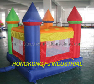 Inflatable Mini Children Jumping Bed, Inflatable Mini Home Bouncer, Inflatable Toys for Indoor
