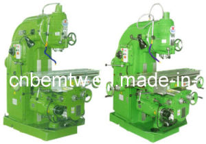 Vertical Knee Type Milling Machine (B2-X5032/X5032B) pictures & photos