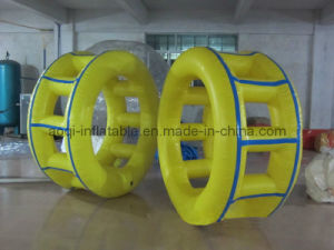 Inflatable Water Game, Yellow Walker