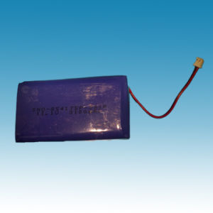 11.1V/3.1ah Lithium Ion Polymer Battery Packs pictures & photos