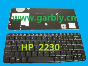 Black Laptop Us/Sp Keyboard for HP 2230 2230s Cq20 pictures & photos