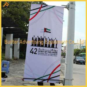 Highway Lamppost Banner Stand pictures & photos