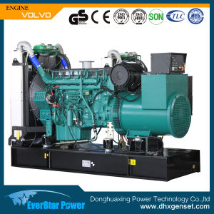 129kw Volvo Penta Engine (TAD731GE) Diesel Generator for Sale