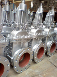 JIS 10k Big Size Stainless Steel Gate Valve pictures & photos