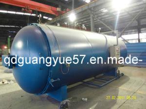 Autoclave for Tires/Rubber Vulcanizing Boiler with Different Size pictures & photos