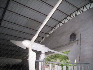 3kw Cast Aluminum Wind Turbine Generator