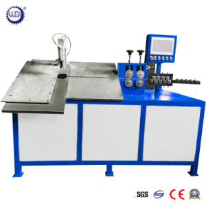 3 Axes Automatic CNC 2D Wire Bending Forming Machine pictures & photos