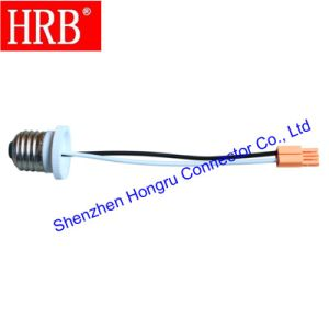 Disconnect Luminaire Connector with 18AWG Hrb pictures & photos