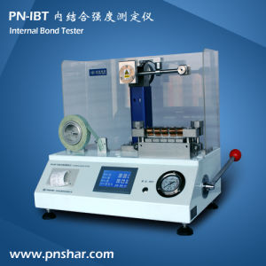 Scott Internal Bond Test Equipment (PN-IBT) pictures & photos