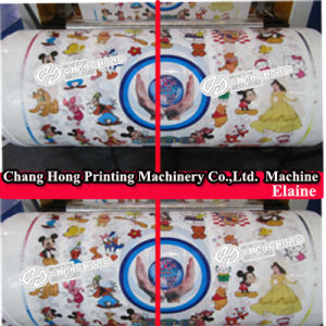 6 Colour High Speed Flexo Printing Machine (CH886) pictures & photos