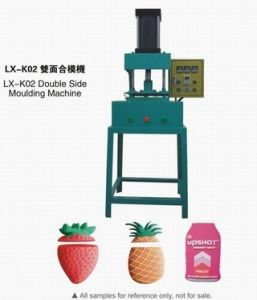 Double Side Moulding Machine (LX-K02) pictures & photos