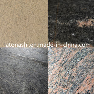 Natural Polished G654 Dark Grey Granite for Flooring, Paving, Steps pictures & photos