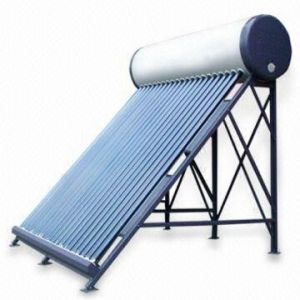 Solar Vacuum Tube Water Heater pictures & photos