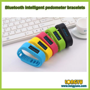 Bluetooth Intelligent Pedometer Bracelets, New Electronic Intelligent Health Bluetooth Sport Bracelet, Sleep Monitoring, Pedometer