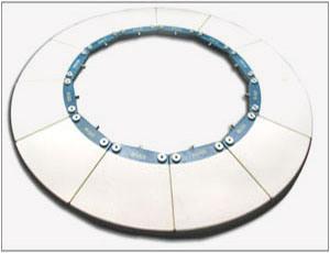 Ceramic Filter Plates - 1