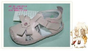 Baby Leather Shoe (A50-HY114)