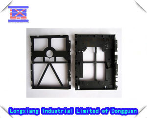 Plastic Injection Molding for Computer CD-ROM Cases pictures & photos