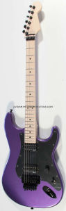 Purple Color Hh Pickups Evh Electric Guitar pictures & photos