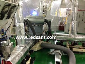 Removable Blow Molding Machine Thermal Cover pictures & photos