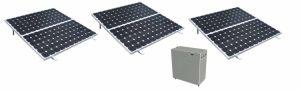 5kw PV Panel Solar System with TUV IEC Mcs CE Cec Inmetro Idcol Soncap Certificate