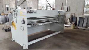 Singles Plate Hydraulic CNC Cutting Machine (QC11Y-6X4000) pictures & photos