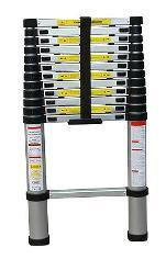 One Time Telescopic Aluminum Ladder (HT-8238)
