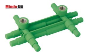 PPR Pipe Fittings-Wall Mounting Fitting Group Type A pictures & photos