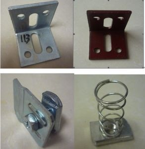 Tray Angle /Various Metal Stamping Part/OEM Service