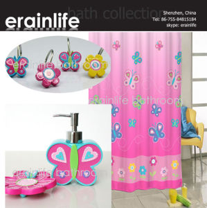 Shower Curtain & Accessories