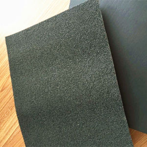 Open Cell NBR Rubber Foam in Sheet pictures & photos