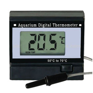 High Precision Digital Aquarium Thermometer pictures & photos